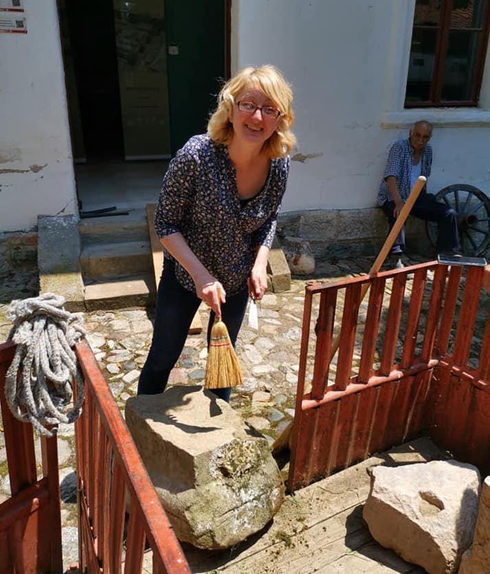 Tim Zavičajnog muzeja utvrdio je da su Jovanovići pronašli žrtvenik bogu Marsu