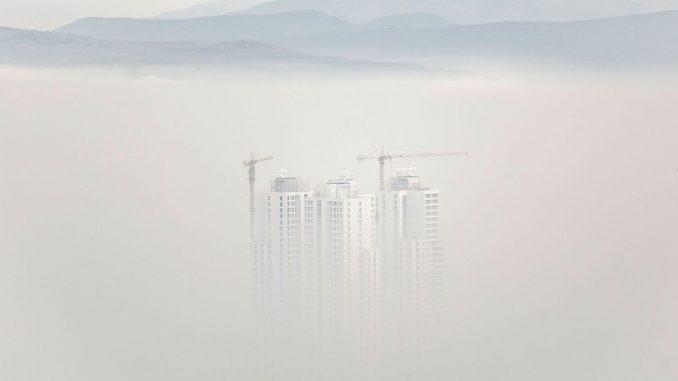 Skoplje: Mladi koji se bore protiv najgoreg smoga u Evropi 2