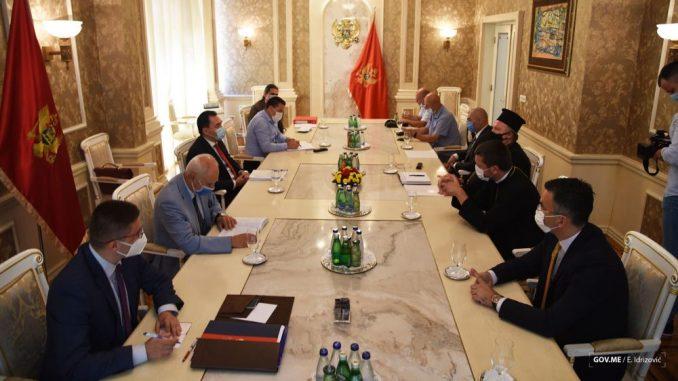 Propali pregovori Vlade Crne Gore i Mitropolije crnogorsko-primorske 1