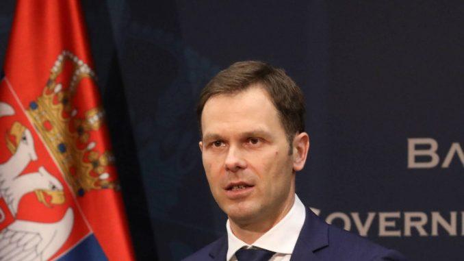 Mali ostaje ministar finansija u novoj Vladi, SPAS će imati jednog ministra 5