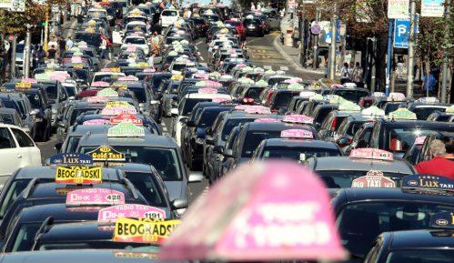 Vlast taksistima za nova kola daje 11,7 miliona evra 13