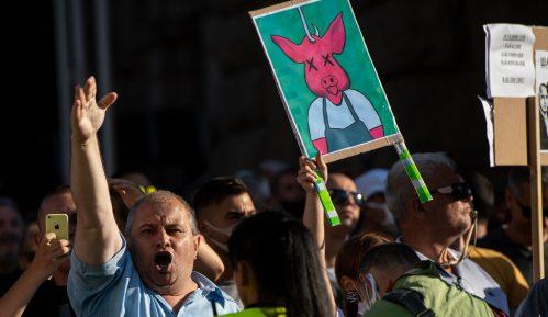 Bugarski demonstranti traže od Berlina i Brisela da ne žmure pred korupcijom 6