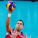 Odbojkaši Srbije nakon tri seta pobedili Bugarsku u Ligi nacija 14