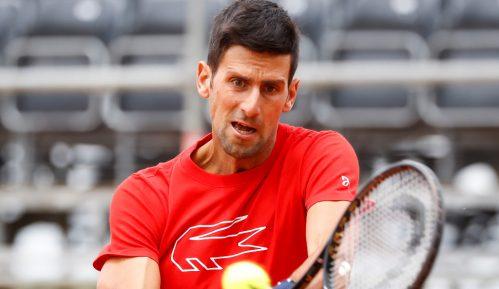 Novak mentalno jači od Federera 14