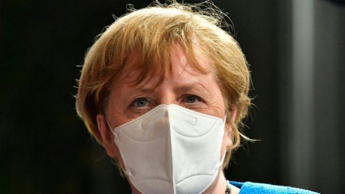 Merkelova upozorava na laži i dezinformacije o korona virusu 2