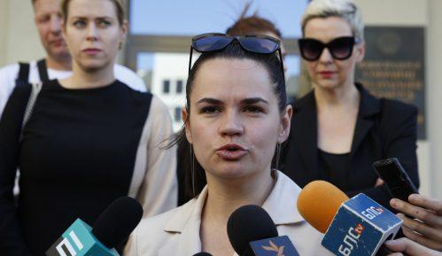 Tihanovskaja pozvala demonstrante u Belorusiji da se uzdrže od upotrebe sile 4