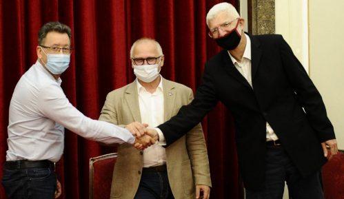 Vesić: Rešili smo problem između stanara i investitora na Banovom brdu 4