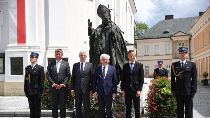 Poljsko predsedavanje Višegradskoj grupi u doba pandemije 1