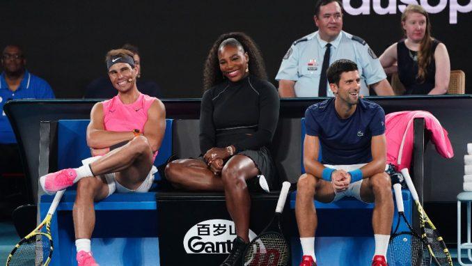 Đoković i Nadal igraju na ATP kupu 1