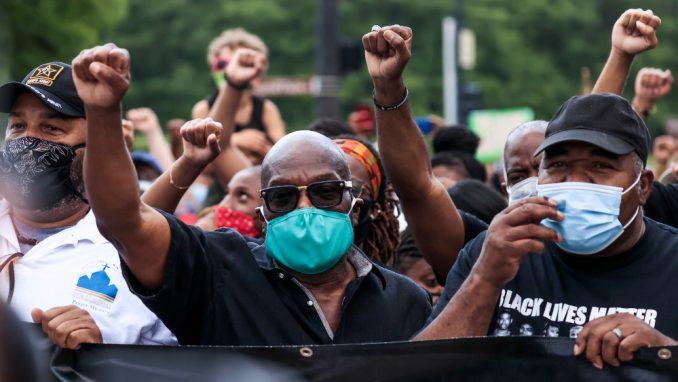 Protesti zbog rasne nejednakosti u SAD 3