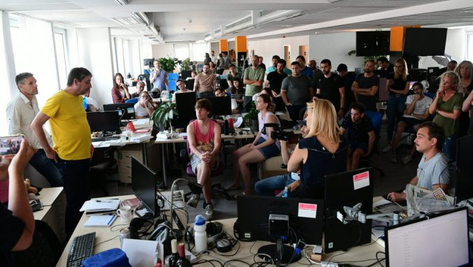 U Mađarskoj guše poslednji slobodni medij 1