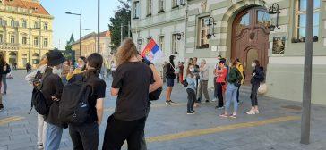 Protesti građana nastavljeni u više gradova Srbije (FOTO/VIDEO) 5