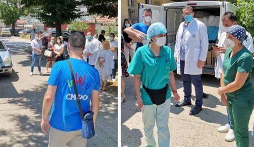 Uručena pomoć za Zdravstveni centar u Vranju 11