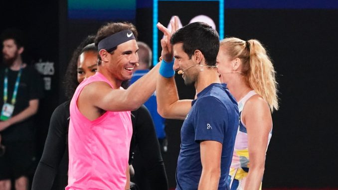 Đoković i Nadal prijavljeni za turnir u Sinsinatiju 2