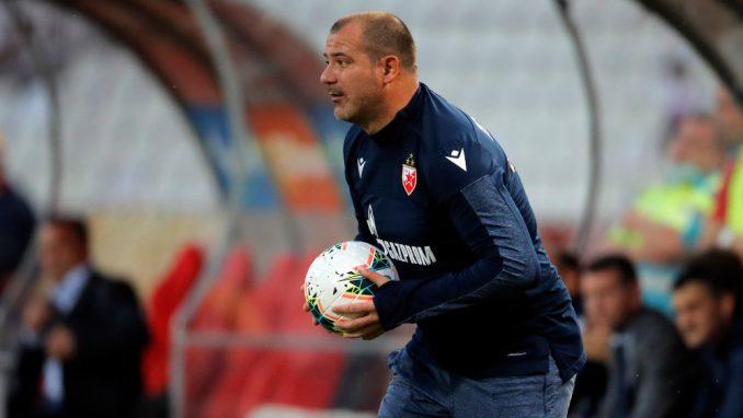Trener Dejan Stanković uveren u dobre rezultate Crvene zvezde 2