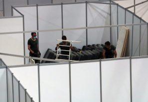 AP: Hitno otvaranje vojnih privremenih bolnica u Srbiji posledica naglog uklanjanja zabrana 8