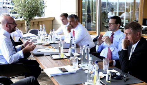 Premijeri Višegradske grupe zadovoljni dogovorom sa samita EU 3