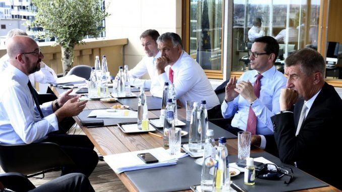 Premijeri Višegradske grupe zadovoljni dogovorom sa samita EU 4