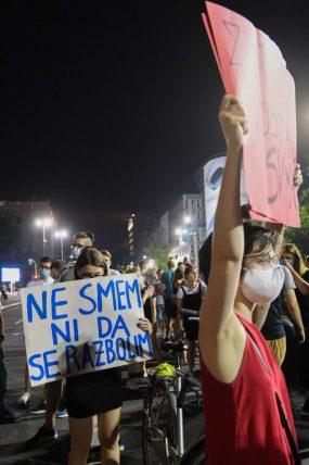 Studenti najavili novi protest za danas u 10 časova (FOTO/VIDEO) 6