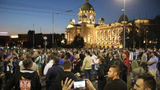 Epilog protesta: Povređena 43 policajca i 17 demonstranata, Rebić označio organizatore 16