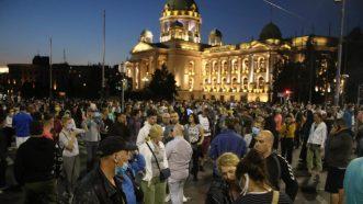 Epilog protesta: Povređena 43 policajca i 17 demonstranata, Rebić označio organizatore 15