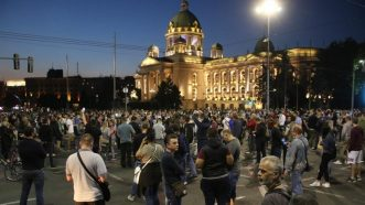 Epilog protesta: Povređena 43 policajca i 17 demonstranata, Rebić označio organizatore 14