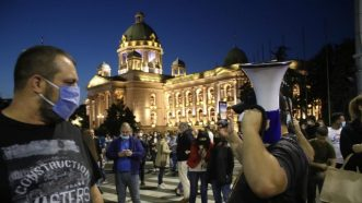 Epilog protesta: Povređena 43 policajca i 17 demonstranata, Rebić označio organizatore 11