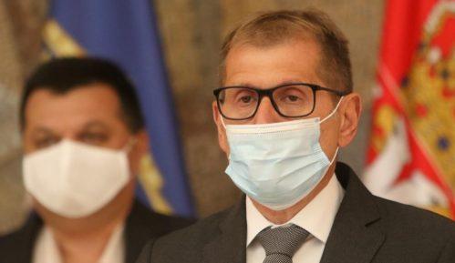 Rebić: Preduzimamo sve mere da ne dozvolimo da kretanje migranata po Srbiji izaziva nemir kod građana 8