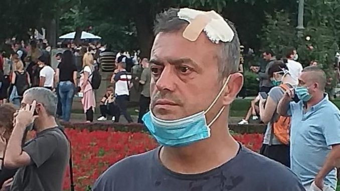 Trifunović (PSG): Protest su uzurpirali fašisti i razne vrste desničara 2