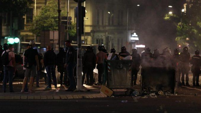 Kako izgleda Beograd pod suzavcem? 5