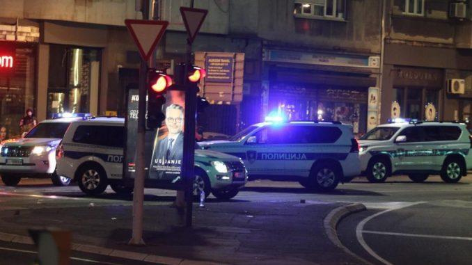 Više javno tužilaštvo u Beogradu: Procesuirano 25 lica, određeno zadržavanje od 48 časova 1