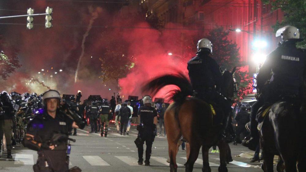 Olenik: Nema spavanja, Vučić se uplašio masovnih protesta, pokušaće opet da usvoji zakon 1