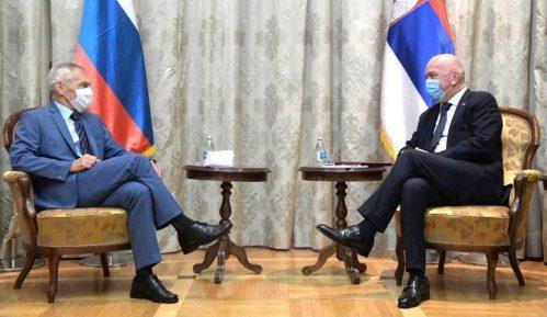 Nenad Popović: Razvijati saradnju sa Rusijom 2