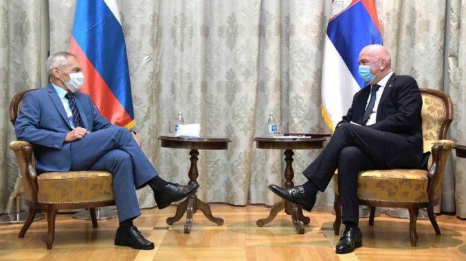 Nenad Popović: Razvijati saradnju sa Rusijom 4