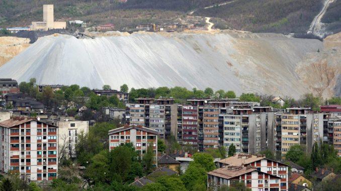 CINS: Ziđin kriv za zagađenje Bora 1