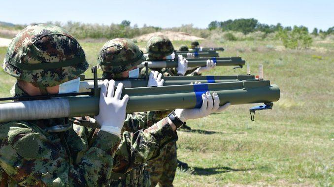 Mediji: Hrvatska vojska prednjači po kvalitetu protivoklopnog naoružanja u regionu 1