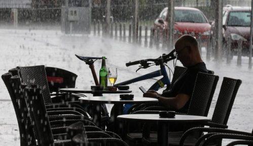 Hina: Količina od 90 litara kiše u Zagrebu pojava koja se dogodi jednom u 100 godina 8