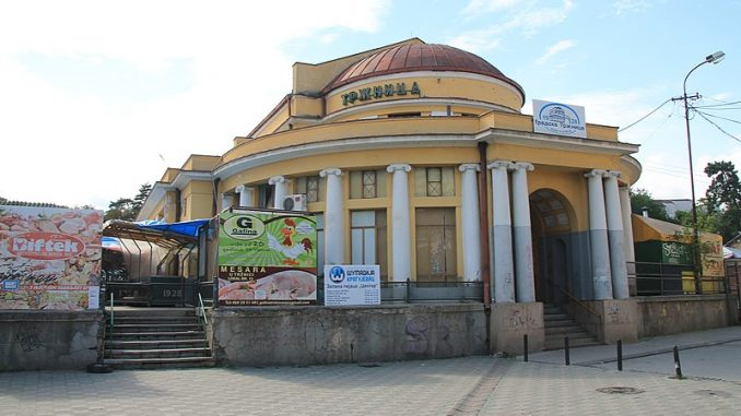 Narodna stranka Kragujevca podnela krivične prijave zbog urušavanja dela stare gradske Tržnice 4