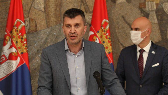Ministar: Zbog epidemije korona virusa dopune 10 posebnih kolektivnih ugovora u Srbiji 2