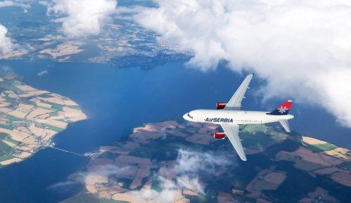 Er Srbija počela da leti za Oslo 1