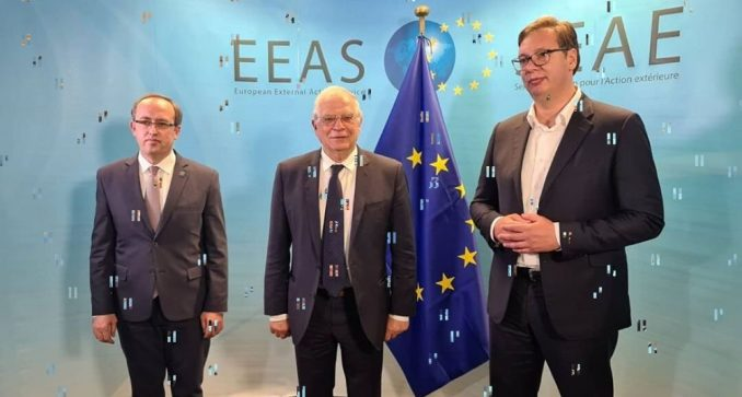 Vilson: Vučić priprema javnost za teške odluke 2