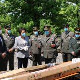 Kina donirala medicinsku opremu vojnom zdravstvu 4