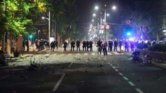 Epilog protesta: Povređena 43 policajca i 17 demonstranata, Rebić označio organizatore 9