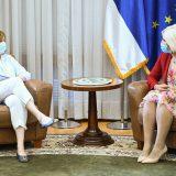 Mihajlović sa direktorkom EBRD za Zapadni Balkan o nastavku saradnje 8