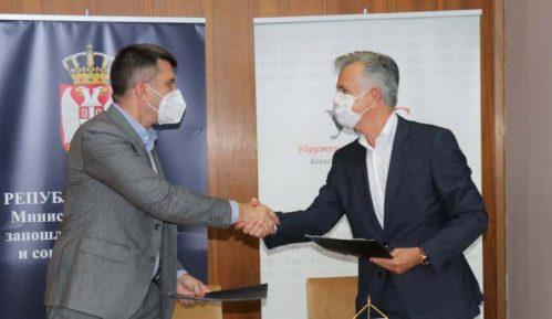 Potpisan ugovor o renoviranju poda sale u Palati Srbije 1
