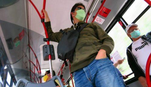 Nikodijević: Od sutra u Beogradu pojačana kontrola nošenja maski u javnom prevozu 3