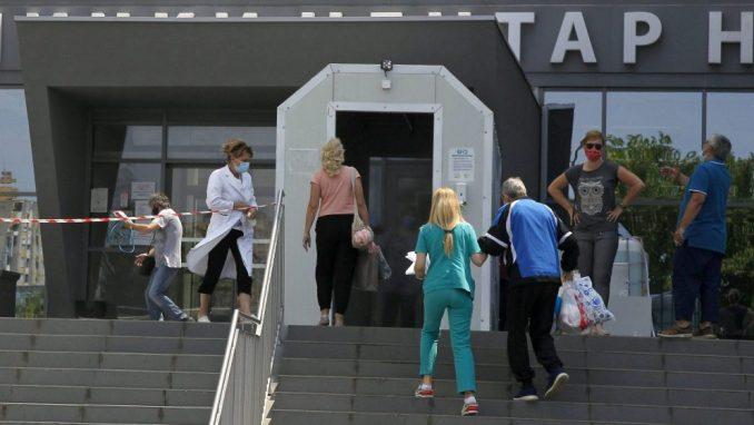 Novosadski dom zdravlja na Novom naselju postaje kovid centar 1