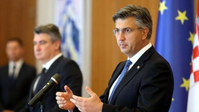 Predsednik Hrvatske poverio Plenkoviću mandat za sastav vlade (VIDEO) 4