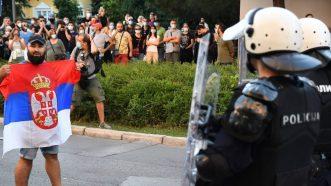 Protesti i u Novom Sadu, Nišu, Kragujevcu, Smederevu (VIDEO, FOTO) 9