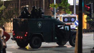 Epilog protesta: Povređena 43 policajca i 17 demonstranata, Rebić označio organizatore 7